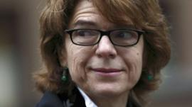 Vicky Pryce, former wife of Chris Huhne