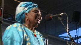 Maryan Mursal - Somali Singer