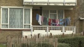 Housing scene