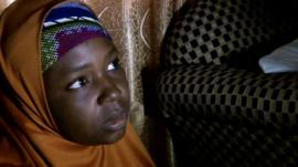 28-year-old widow from Maiduguri