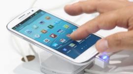 Samsung S3 phone