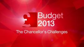Chancellor's challenges graphic
