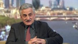 Henry Goodman on The Andrew Marr Show