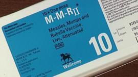 MMR vaccines