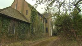 Empty property in Oxfordshire