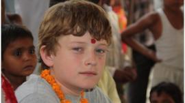 Thomas in India