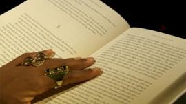 Taiye Selasi reads from Ghana Must Go
