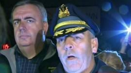Boston police news conference
