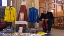 The Reverend Bertrand Olivier