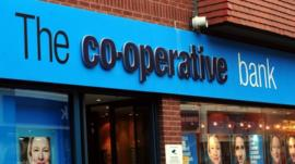 Co-operative Bank branch in Derby