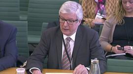 Director general Tony Hall