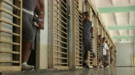 Cuba prison cells