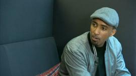 Somali rapper