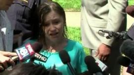 Beth Serrano, sister of Amanda Berry