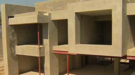 Julius Malema's unfinished house