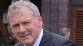 Montgomeryshire MP Glyn Davies