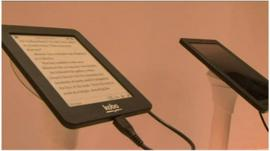 Kobo e-reader is a rival to Amazon's Kindle