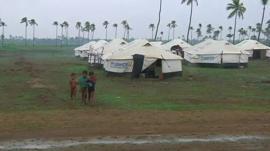 Burmese camp