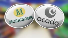 Morrisons & Ocado