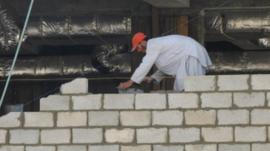 Builder in Saudi Arabia
