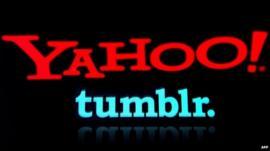 Yahoo graphic