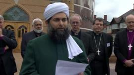 Sheikh Ibrahim Mogra, Muslim Council of Britain