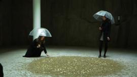 Russia's Biennale exhibit