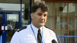 Superintendent Nav Malik