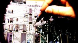 Soldering on circuit board