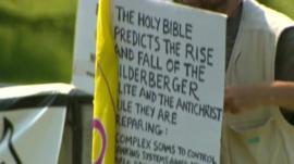 Bilderberg protester