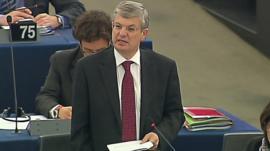 EU Health Commissioner Tonio Borg