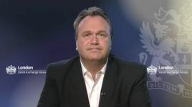 Sebastian James, group chief executive of Dixons Retail