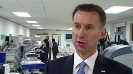 Jeremy Hunt MP