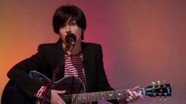 Sharleen Spiteri on the Andrew Marr Show