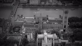 Westminster scene