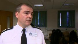 Deputy Chief Constable Dave Thompson from West Midlands Police