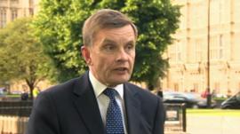 Welsh Secretary David Jones