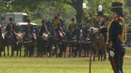 King's Troop Royal Horse Artillery
