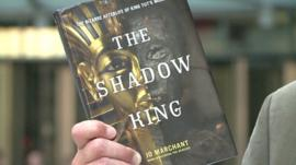 The Shadow King book cover