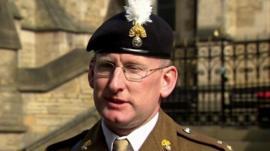Lieutenant Colonel Jim Taylor