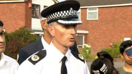 Assistant Chief Constable Gary Cann