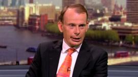Andrew Marr returns to his programme to interview David Miliband
