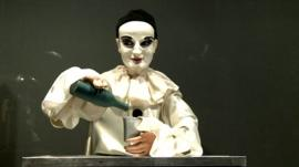 Animated figures are part of an old French tradition