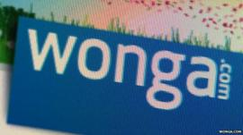 Payday firm Wonga offer short-term loans, often at high interest rates