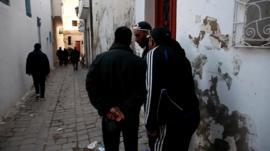Salafist patrol