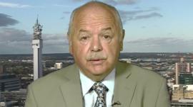 LGA Vice-chair Councillor David Sparks