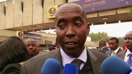James Ole Lenku