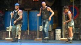 Stomp at Bournemouth