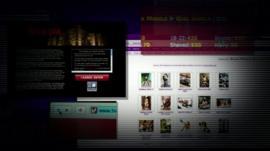 Porn websites