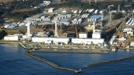 Fukushima plant - file photo